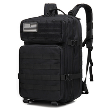 Military Tactical Backpack 45L Men's Outdoor Camping Cycling Hiking Sports Oxford 3P