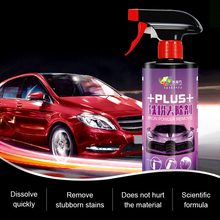 500Ml Auto Roest Remover Spray Auto Body Metaal Roest Cleaner Removal Tool Wiel Hud Wassen Schoon Zorg Detaillering