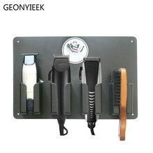 Barbershop Accessoire Elektrische Haar Cutter Stand Kapper Station Haar Trimmer Scheerapparaat Houder Weerstaan Warmte Haar Snijmachine Stand