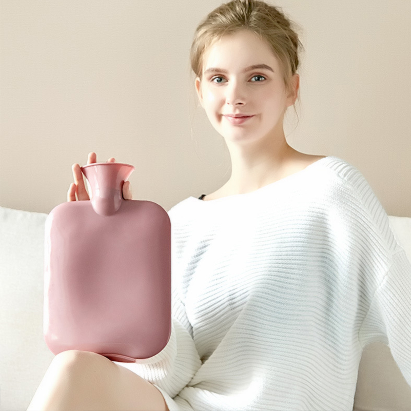 Mini Heaters Washable Household Warm Items Portable Hot Water Bottle Bag Safe Reliable Hand Warming For Home Office