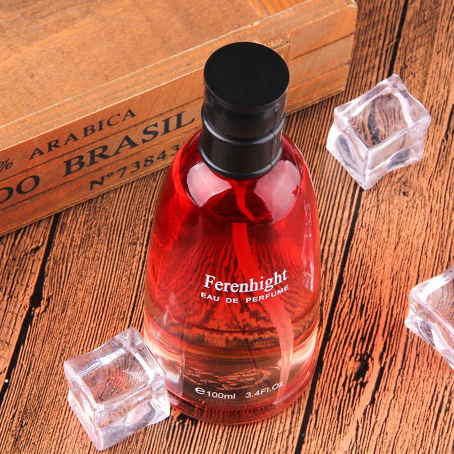 100ML Perfume For Men Hot Brand Long Lasting Fragrance Spray Glass Bottle Portable Classic Cologne Male Antiperspirant Parfum 4