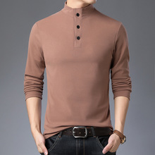 2019 Brand clothing warm in winter Men slim fit Ca