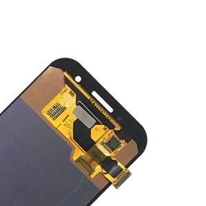 Image 5 - AMOLED LCD Per SAMSUNG Galaxy A3 2017 A320 A320F A320M SM A320F Display Touch Digitizer Sostituzione Dello Schermo