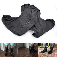 Motorcycle rain boots set waterproof non-slip cycling bicycle rain boots shoe cover For KTM 690 DUKE 990 1290 SUPER DUKE RC8/R