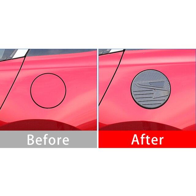 Фото abs автомобильный стайлинг авто крышка топливного бака наклейка