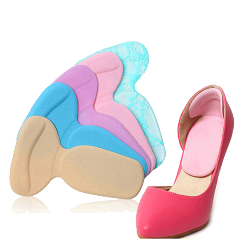 Women Pads High Heel Soft Insert Anti-Slip Foot Protection Pain Relief Female Shoes Insert Forefoot Insoles Shoes Support