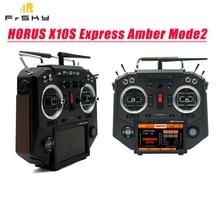 FrSky HORUS X10 X10S Express 24CH ACCESS ACCST D16 Mode 2 PARA Wireless Training System