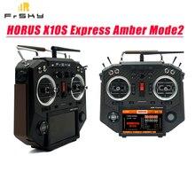 FrSky HORUS X10S Express 24CH ACCESS ACCST D16 Mode 2 PARA Wireless Training System