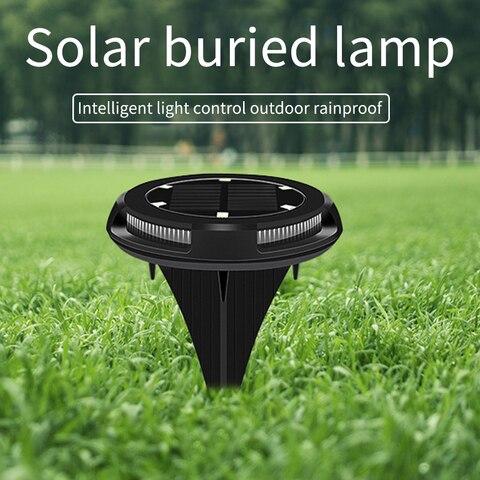 instalar em terra de energia solar mini