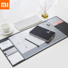 Xiaomi Mijia Fizz Multi Office Table Mat non-slip wearable Desk File Organizer Table Storage Memo Mat Xiomi Softwood Mouse Pad