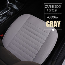 Full Coverage pucar seat cover auto seats covers for Toyota CAMRY COROLLA LEVIN VIOS FS YARIS L PRADO CROWN AVALON HIG(China)