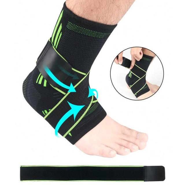 Sports ankle bandage bandage support ankle basketball football mountaineering fitness anti torsion joint care Fitness Guard