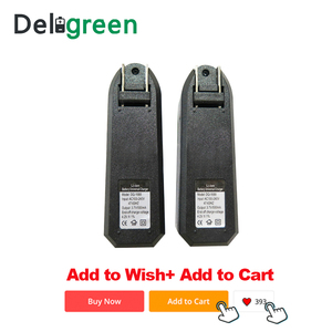 Image 5 - Deligreen Universal  18650 Battery Charger Li ion Rechargeable Smart Charger for 14500 ,16340 Batteries 1pcs  US EU PLUG