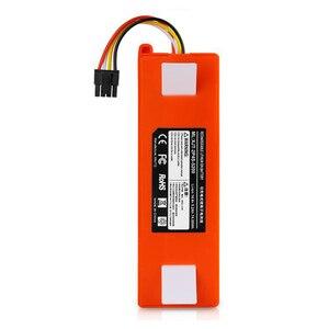 Новая замена батареи пылесоса для XIAOMI ROBOROCK пылесос S50 S51 аксессуары Запчасти