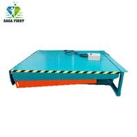 Nivelador de doca/estaleiro de rampa/plataforma fixa de carga e descarga