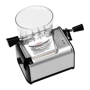 Машинка для скручивания сигарет, металлическая электрическая автоматическая машина для изготовления табака, поднос для электронных сигар...