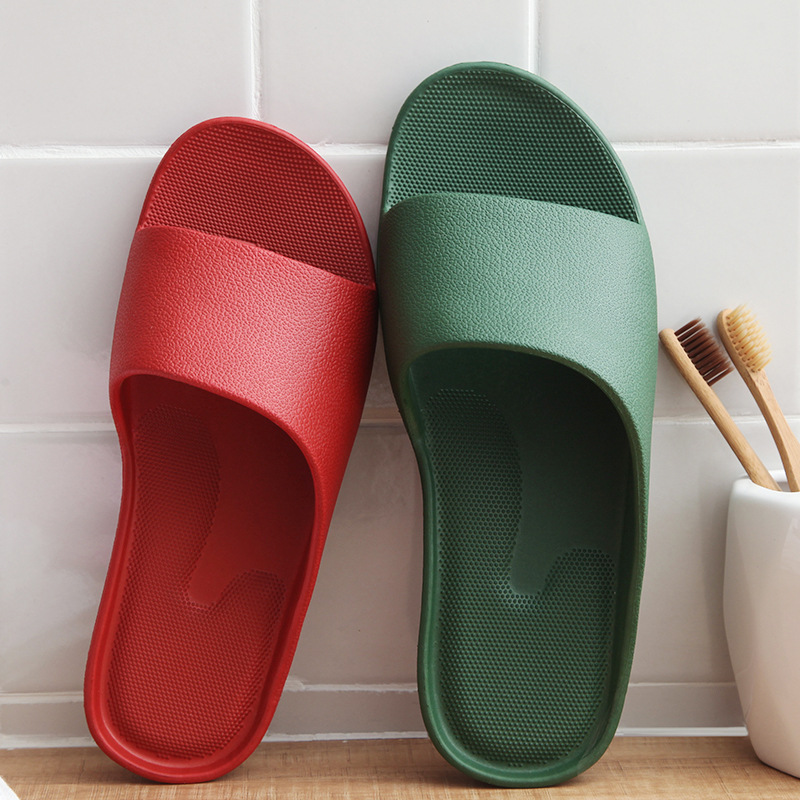 cheapest NEW XiaoMi Mijia Fashion Sandals Men and Women Non-slip Wear-resistant EVA Thick Bottom Comfortable Home Slippers Bathroom Bath