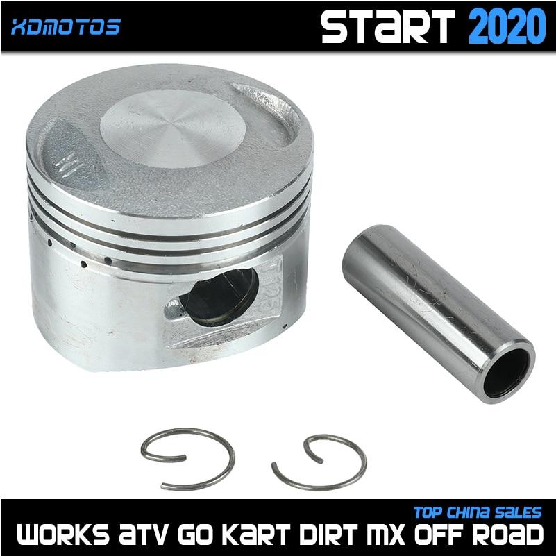 110cc Piston Rings Kit 52.4Mm Atv Quad Pit Bike Dirt Bike Horizontal Motors