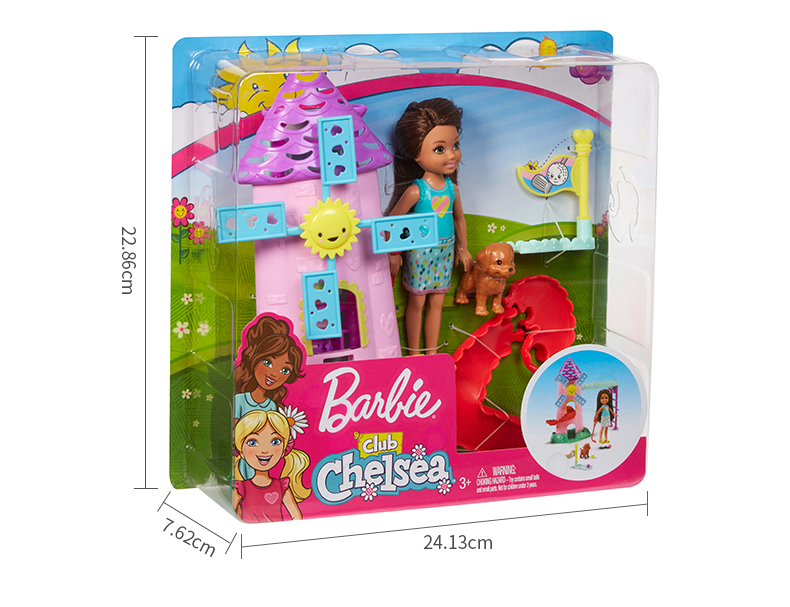 Original Chelsea Club Barbie Dolls 36