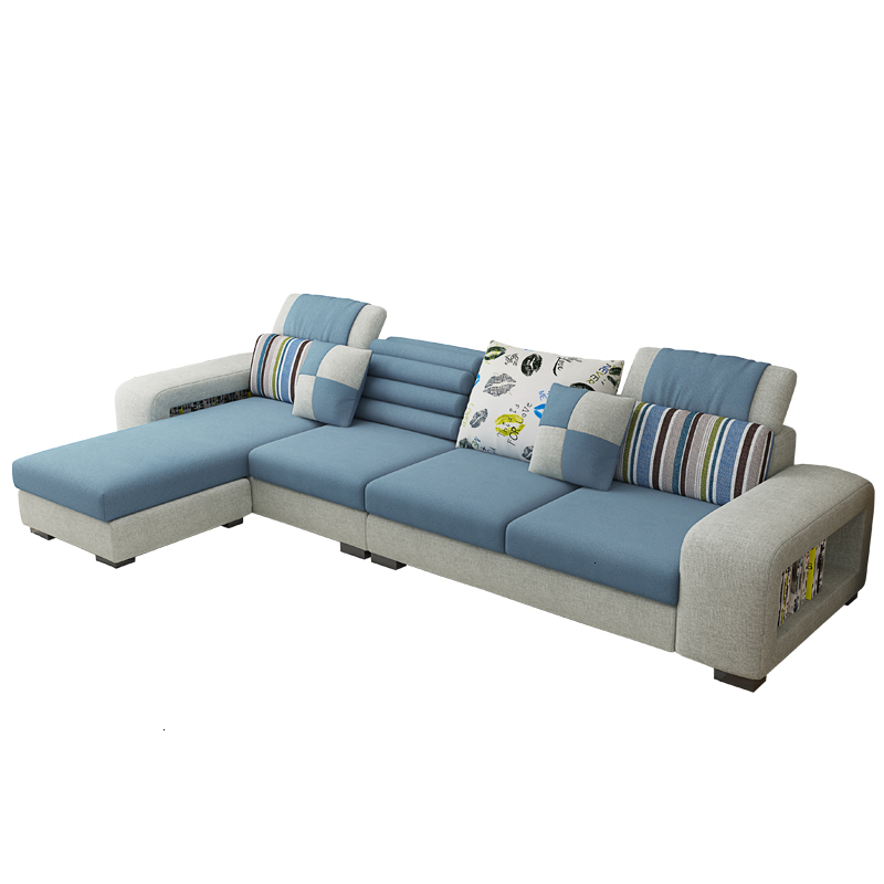 La Casa Meuble Maison Recliner Copridivano Asiento Home Oturma Grubu Puff Set Living Room Furniture Mueble De Sala Mobilya Sofa