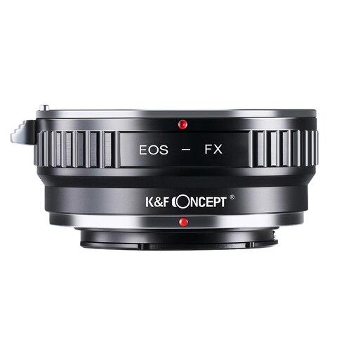Conceito para Eos-fx Lente da Câmera Anel para Canon Lente para Fujifilm Adaptador ef – Efs Montagem x Fuji X-pro1 Xpro1 k & f Eos