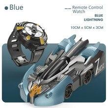 2.4g crianças rc parede escalada mini modelo de brinquedo carro tijolos controle remoto sem fio elétrico deriva corrida brinquedos para o bebê crianças