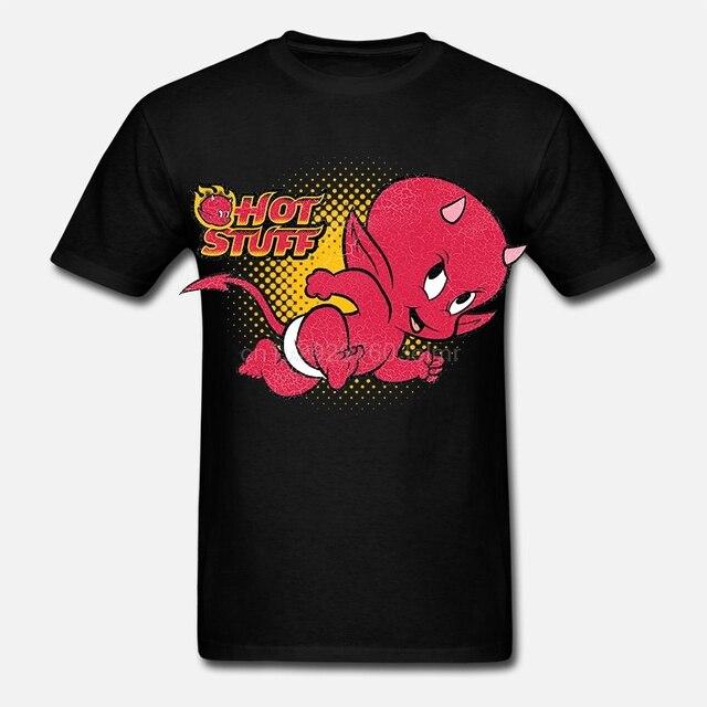 Camiseta de estilo Vintage con licencia de Comic LITTLE DEVIL de todos los tamaños (1)