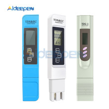 TDS EC метр TDS-3 тестер температуры Ручка 3 в 1 Функция проводимости качество воды измерительный инструмент TDS& EC Тестер 0-9990ppm