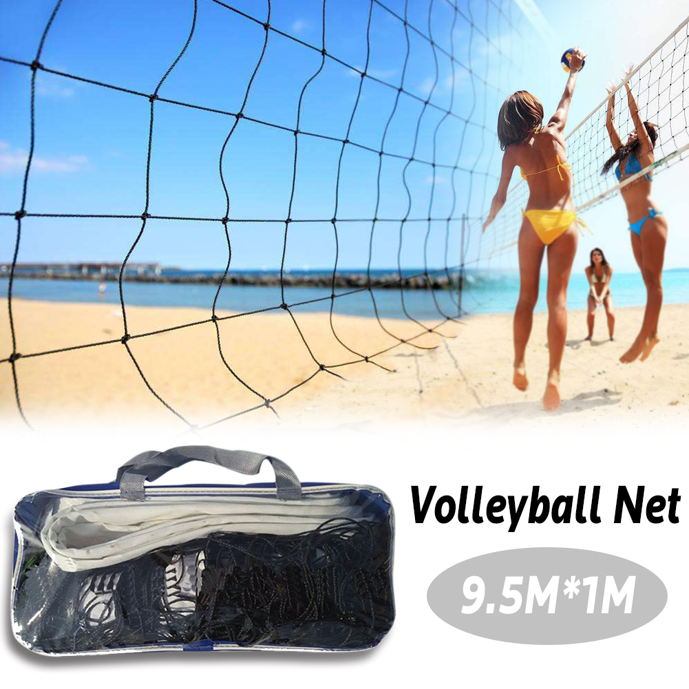Volleyball Net Volley Ball Handball Netting For Outdoor Indoor Competitions