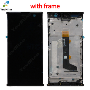 Image 3 - For Sony Xperia XA 2 LCD DIsplay With Touch Screen Digitizer Assembly+ frame For sony xa2 LCD H3113 H3123 H3133 H4113 H4133 LCD