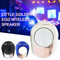 Mini Wireless Portable bluetooth speaker / small golden egg wireless bluetooth speaker For Xiaomi iPhone Huawei Computer f6