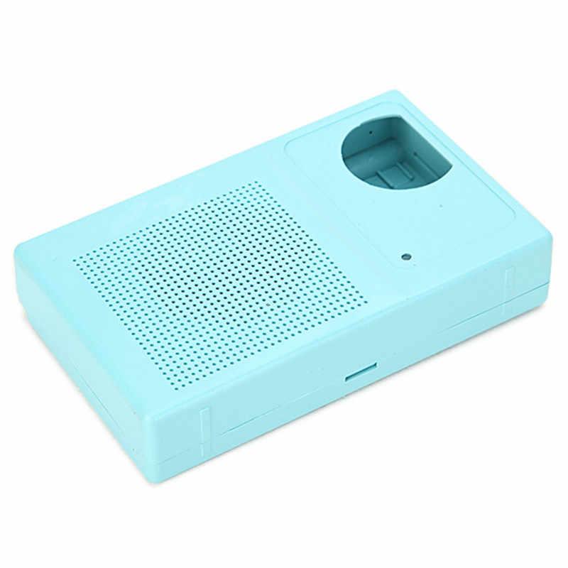 LEORY Radio Kit de aprendizaje DIY Radio electrónicas Suite S66E S66D 6 Transistor Superheterodyne 530KHz ~ 1605KHz