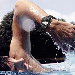 Image 5 - SENBONO 2020 S11 ساعة ذكية جهاز تعقب للياقة البدنية دعم المكالمات متعددة الطلب تذكير معدل ضربات القلب النوم رصد متعددة الرياضة Smartwatch