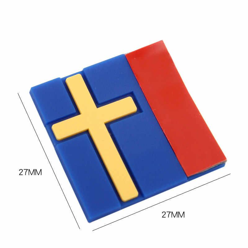 2-100 قطعة سيارة 3D ملصقا السويد العلم الديكور شعار سيارة الباب جذع ملصق ل فولفو XC40 XC60 XC90 V90 S90 S60 V60 V40 C70