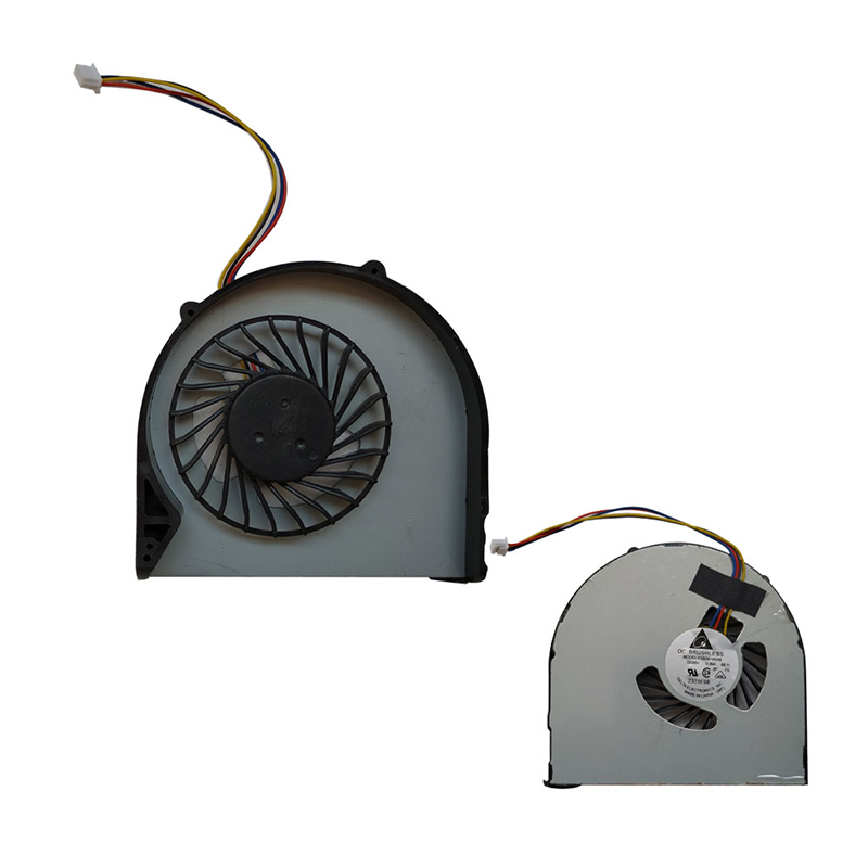 New fan For <font><b>Lenovo</b></font> B590 E49A E49L E49AL e49G K49 k49a V480 V480C V580C <font><b>V580</b></font> B580 B480 m590 M490 laptop cpu cooling fan cooler image