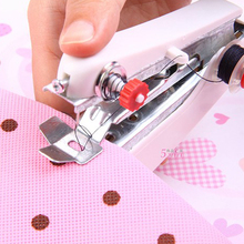 Mini Portable Pocket Cordless Hand-held Clothes Sewing Machine Home Travel Use tools Best Selling