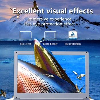 KUU SBOOK M1 13.3 inch Intel J3455 Student Laptop Notebook 6GB RAM 128GB SSD Laptop Windows 10 Intel Celeron J3455 Wifi Computer 2