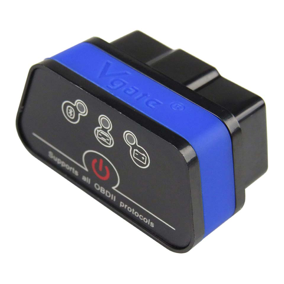 Vgate iCar2 elm327 Bluetooth OBD2 Auto Diagnose-tool iCar 2 Ulme 327 OBD 2 ii Scanner für Android PC auto Diagnose werkzeug