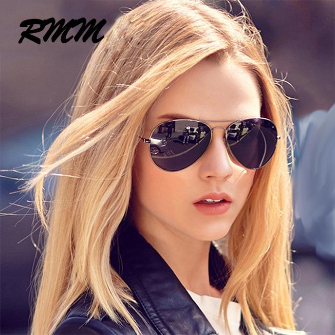 Unisex RMM Brand Pilot Sunglasses Designer Men Women Vintage Outdoor Driving Sun Glasses For Female Male