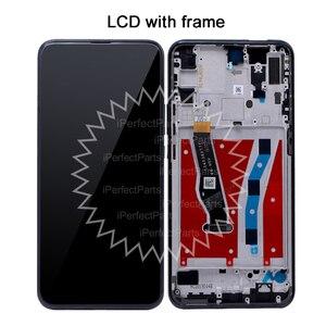 Image 4 - 화웨이 Y9 프라임 2019 LCD STK L21 STK L22 화웨이 P 스마트 Z/명예 9X LCD 용 STK LX3 디스플레이 터치 스크린 디지타이저 어셈블리