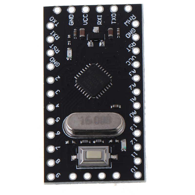 1 قطعة برو Mini Atmega168 Mini 168 كريستال مذبذب لوحة تركيبية 16 متر 5 فولت لاردوينو نانو استبدال Atmega328