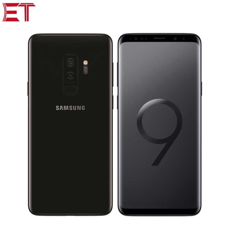 "EU Version Samsung Galaxy S9 Plus S9 + G965F Handy 6GB 64GB Exynos9810 OctaCore 6.2 ""1440x2960p NFC IP68 Android Smartphone"
