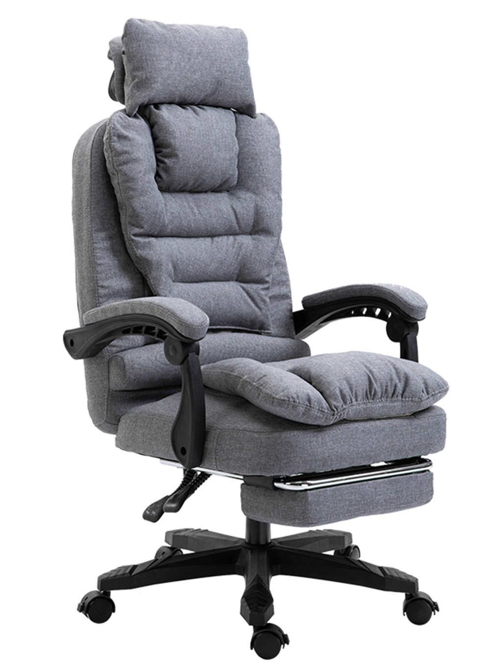 Computer Chair Home Leisure Boss Headrest Removable Office Swivel Chair Back Massage Chair Can Lounge Chair