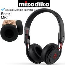 Misodiko Ersatz Ohr Pads Kissen Kit für Beats By Dr. Dre Mixr Verdrahtete Auf Ohr Kopfhörer, reparatur Teile Ohrpolster