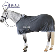 Horse-Blanket Polar-Fleece Wicking Moisture Riding Caparison British-Horse Warm
