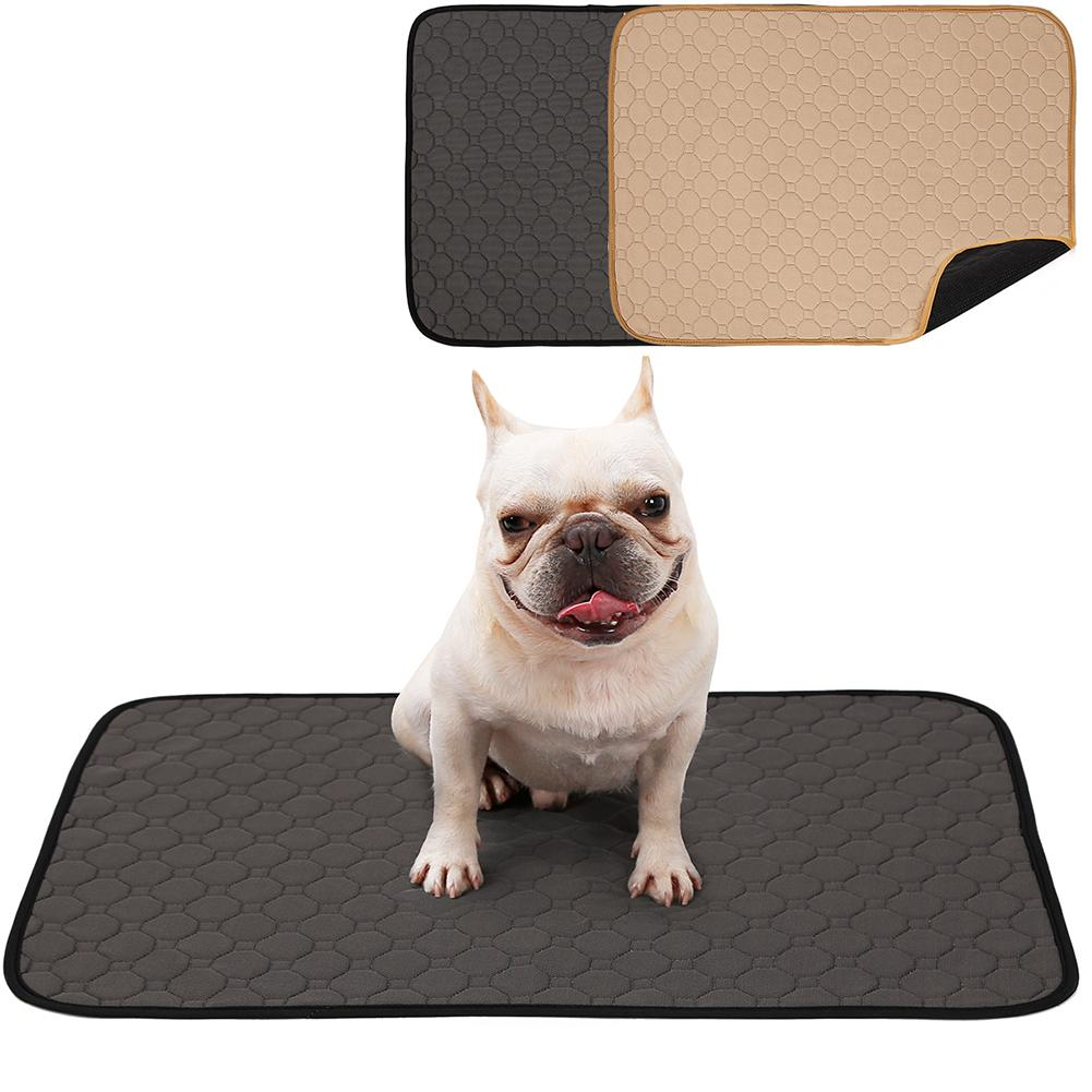 Reusable Waterproof Pet Pad Diaper Super Absorbent Potty Training Dog Mat Nappy