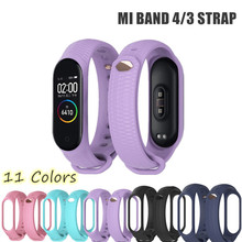 Sport Watch Wristband 4-Strap Xiaomi 3-Accessories Smart for Replacement