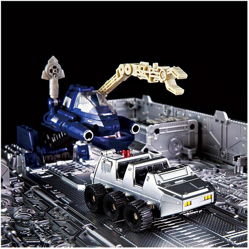 modelo mp10 mp10 carro deformação robô