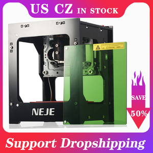 NEJE DK-8-KZ CNC Laser Engraving Machine 1500/2000/3000mW DIY Automatic CNC Wood Router Laser Cutter Engraver Cutting Machine(China)
