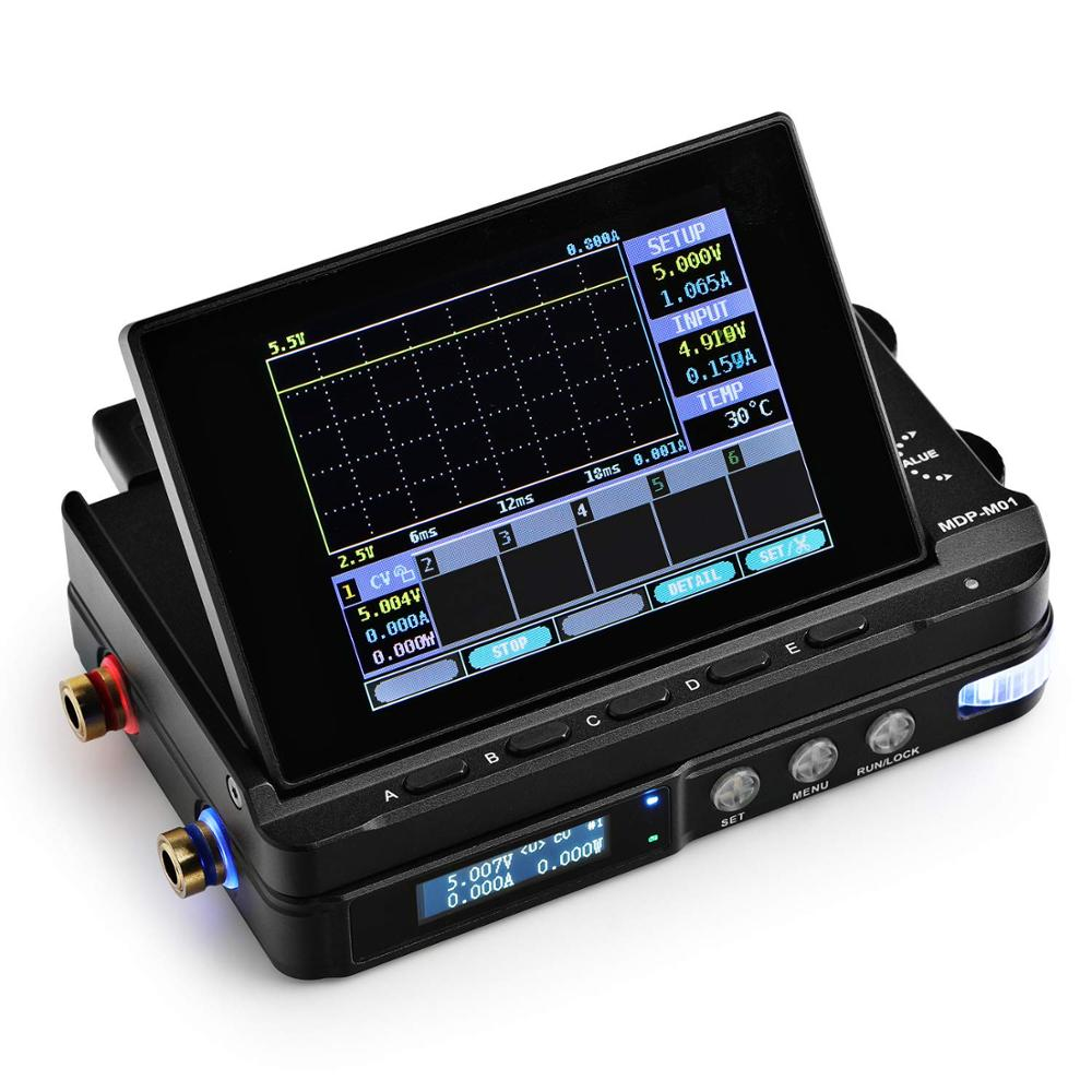 MDP-XP Mini Laboratory Programmable Linear <font><b>Power</b></font> <font><b>Adjustable</b></font> Digital DC <font><b>Power</b></font> <font><b>Supply</b></font> <font><b>30V</b></font> <font><b>5A</b></font> DC-DC CV CC Output 90W Meter Module image